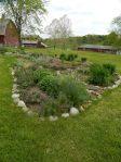 Sister Moon Garden at Lusscroft Farm