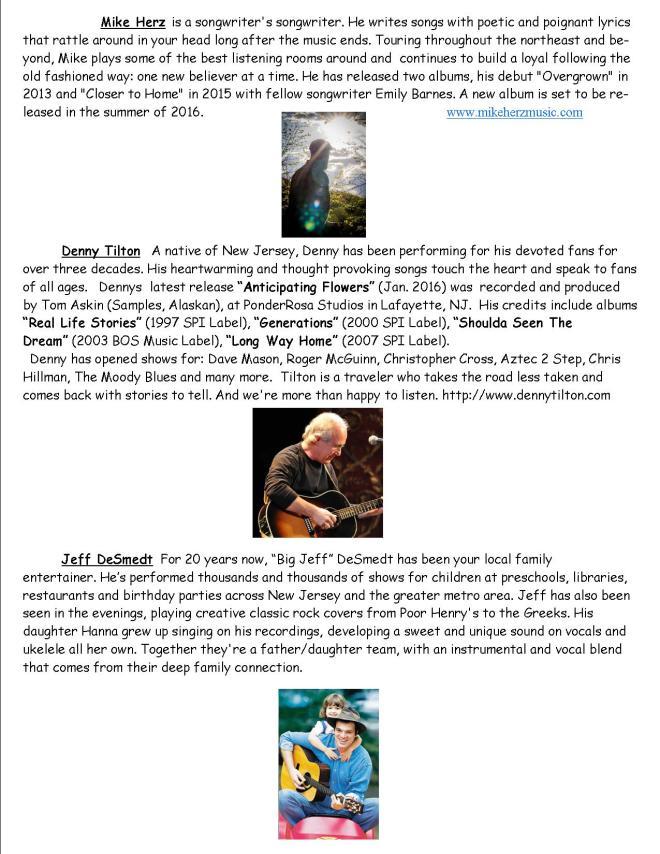 Musicians Bios pg 7 2016