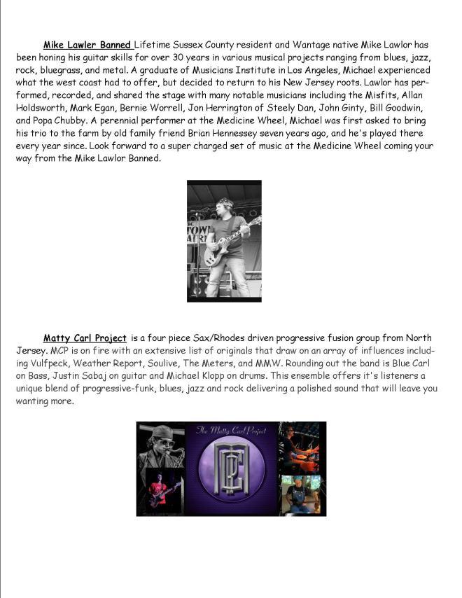 Musicians Bios pg 9 2016