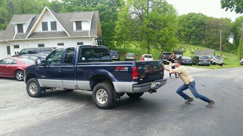 saving the day runaway truck