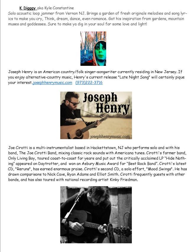 Musicians Bios 2017 pg 7